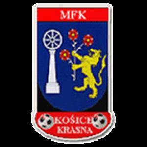 FK Košice – Krásna - Image: Mfk hornad kosice krasna