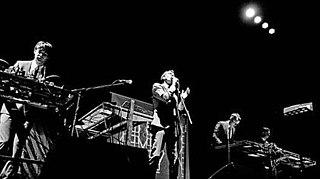 Mirrors (band) English band