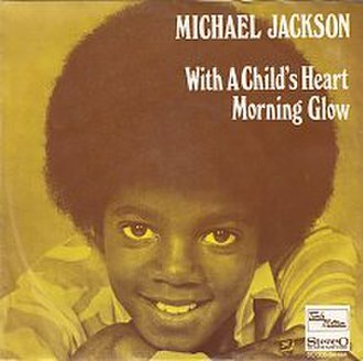 With a Child's Heart - Image: Mjwithachildsheart
