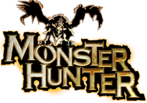 Monster Hunter - Logo for Monster Hunter