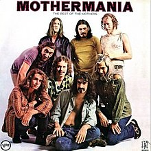 release album mothers invention absolutely free