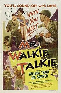 <i>Mr. Walkie Talkie</i>