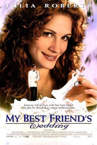 My Best Friend's Wedding - Theatrical release poster