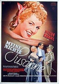 <i>My Niece Susanne</i> 1950 film