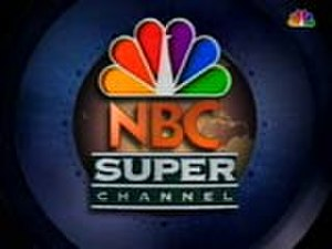 NBC Europe - NBC Super Channel 1993-1996