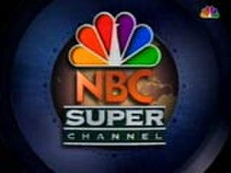 NBC Europe - NBC Super Channel 1993-1996
