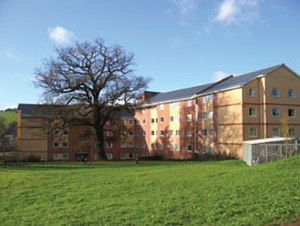 University of Exeter Halls of Residence - New Birks Grange