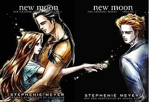 New Moon: The Graphic Novel - Image: New Moon (graphic novel)
