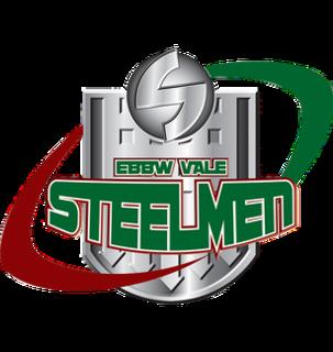 Ebbw Vale RFC Welsh rugby union football club