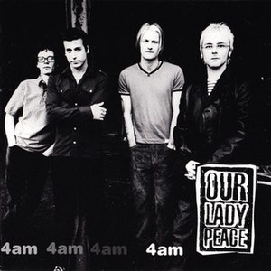 4am (Our Lady Peace song)