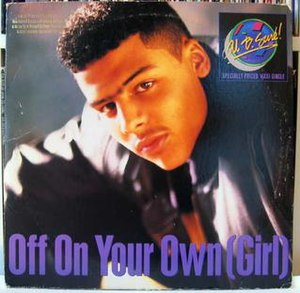 Off on Your Own (Girl) - Image: Off on your own girl cover