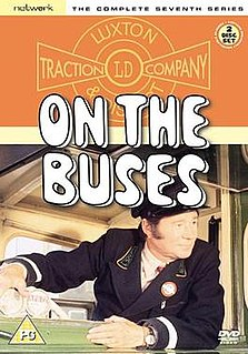 <i>On the Buses</i> (series 7) season of television series