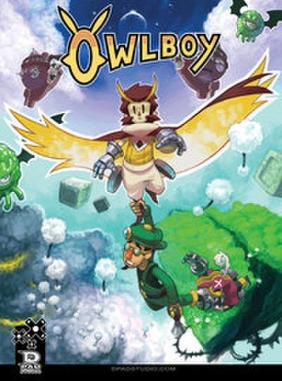 Picture of a game: Owlboy