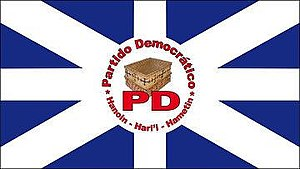 Democratic Party (East Timor) - Image: PD Timor logo