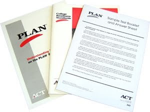 PLAN (test) - PLAN test booklets.