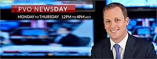 <i>PVO NewsDay</i> television series