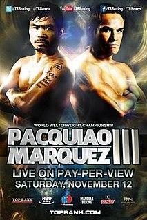 Manny Pacquiao vs. Juan Manuel Márquez III