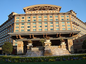 Pala Casino Resort and Spa - Image: Pala Casino Resort and Spa