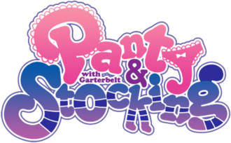 Panty & Stocking with Garterbelt - Logo