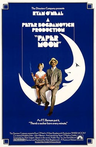 Paper Moon (film) - Theatrical poster