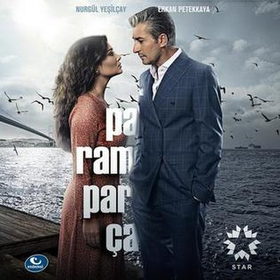 Picture of a TV show: Paramparça