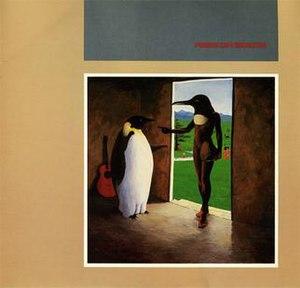 Penguin Cafe Orchestra (album) - Image: Penguin Cafe Orchestra(album)