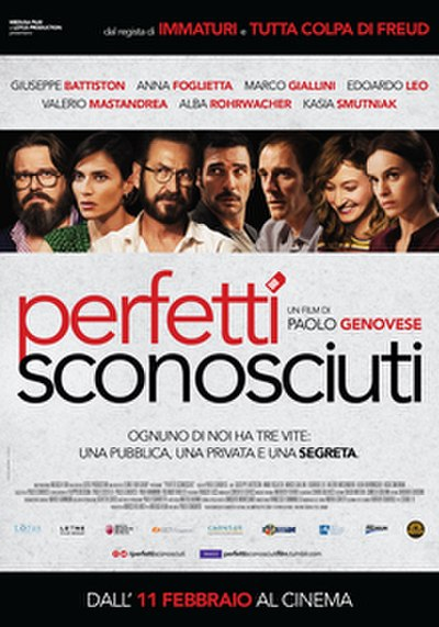 Picture of a movie: Perfect Strangers