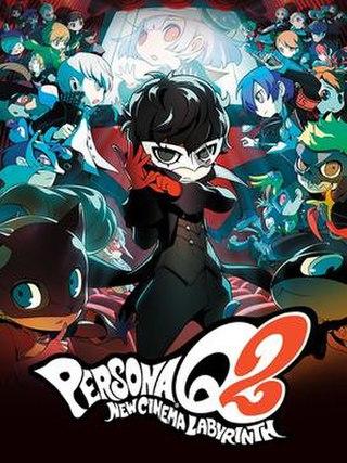 <i>Persona Q2: New Cinema Labyrinth</i> 2018 video game