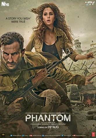 Phantom (2015) Watch Online / Download - DVD Rip