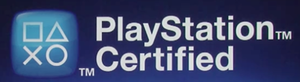 PlayStation Mobile - Official logo for PlayStation Certified