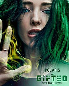 Polaris Poster For The Gifted