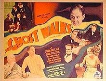 The Ghost Walks movie
