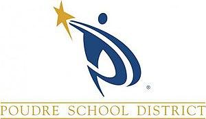 Poudre School District - Image: Poudre School District logo