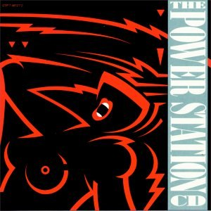 The Power Station (album) - Image: Powerstation albumcover