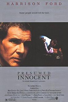 Presumed Innocent Film Wikipedia