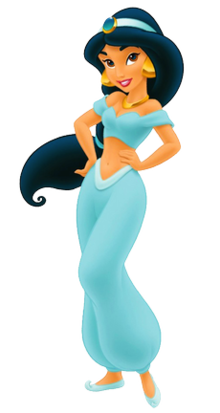 Princess jasmine wikipedia - Princesse jasmine disney ...