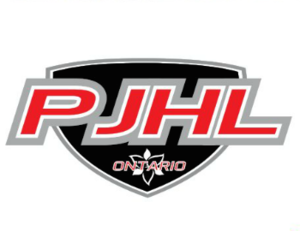 Provincial Junior Hockey League - Image: Provincial JHL logo