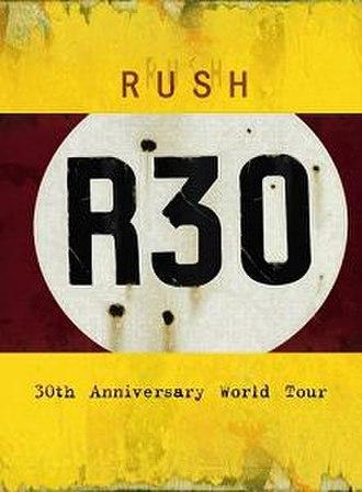 R30: 30th Anniversary Tour - Image: R30 Live In Frankfurt
