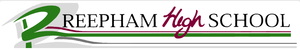 Reepham High School and College - Image: RHS logo 2
