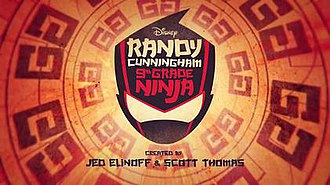 Randy Cunningham: 9th Grade Ninja - Image: Randy Cunnigham title card