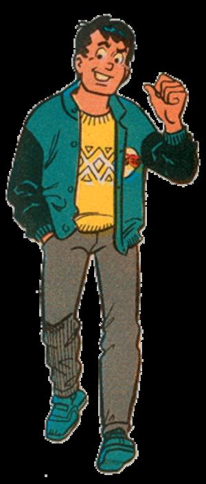 Reggie Mantle - Image: Reggie Mantle
