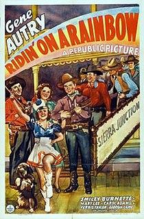 <i>Ridin on a Rainbow</i> 1941 film by Lew Landers
