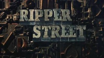 Picture of a TV show: Ripper Street