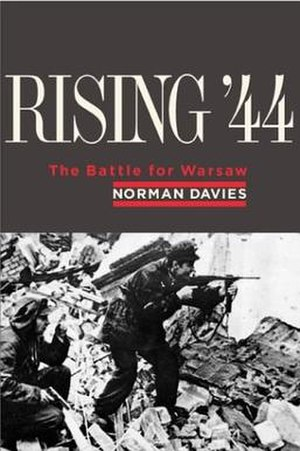 Rising '44 - Image: Rising 44 cover