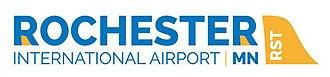Rochester International Airport - Image: Rochester International Airport Logo