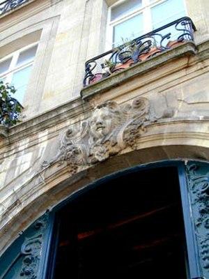 Rue de la Harpe - Image: Rue de la Harpe 35 jms