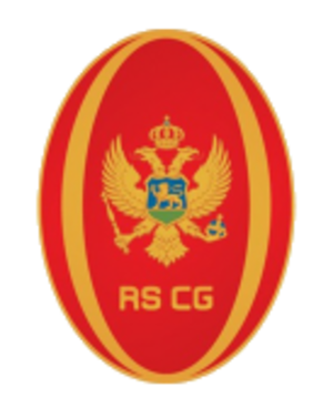 Rugby union in Montenegro - Image: Rugby Montenegro logo