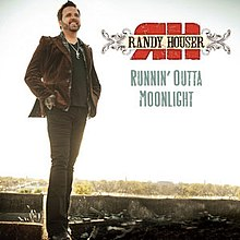 Randy Houser — Runnin' Outta Moonlight (studio acapella)