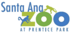 Santa Ana Zoo - Image: SA Zoo Logo (resized)