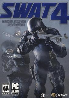 <i>SWAT 4</i> video game